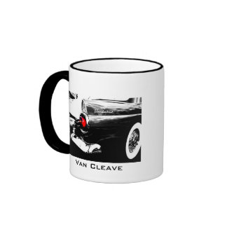 Hot-Rod43 Van Cleave for Ginger and Tonic Mug