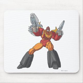 Hot Rod 2 Mouse Pad