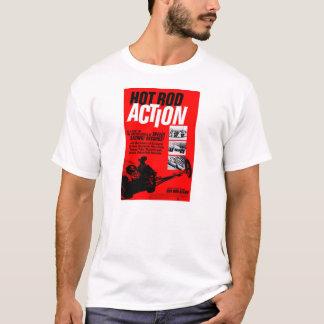 Hot Rod Action Drag Racing T-Shirt