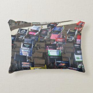 Hot Rod Ascendancy Man Cave Cushie Decorative Pillow