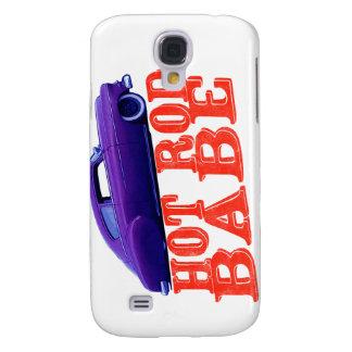 Hot Rod babe Samsung Galaxy S4 Case
