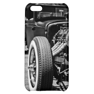 Hot Rod Black and White iPhone5 Case iPhone 5C Covers