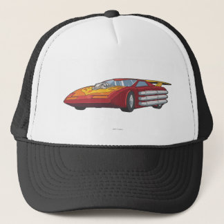 Hot Rod Car Mode Trucker Hat