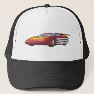 Hot Rod Car Mode Trucker Hat