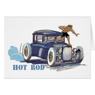 hOt rOd Card