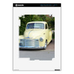Hot Rod Chevrolet Pickup. Decals For iPad 3