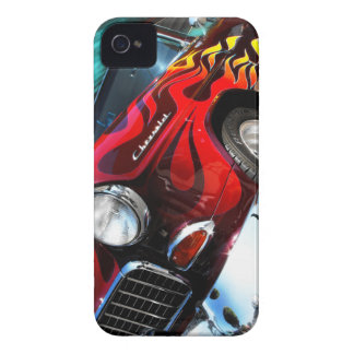 Hot Rod Chevy Case-Mate iPhone 4 Cases