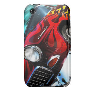 Hot Rod Chevy iPhone 3 Cases