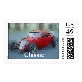 Hot Rod, Classic Stamps