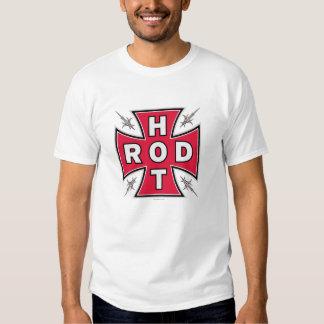 HOT ROD CROSS T SHIRT