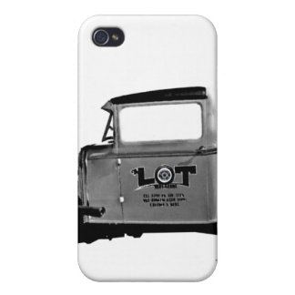 Hot Rod Delivery Case For iPhone 4
