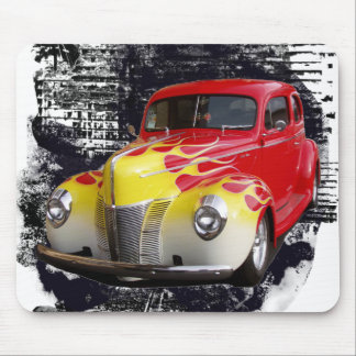 Hot Rod Deluxe Mouse Pad