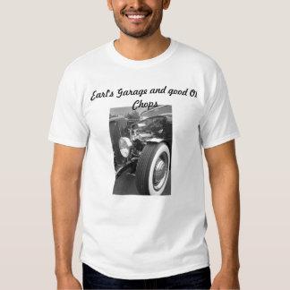 Hot Rod Earls Garage T-Shirt