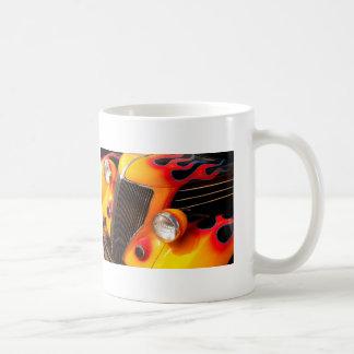 Hot Rod Flames Coffee Mug