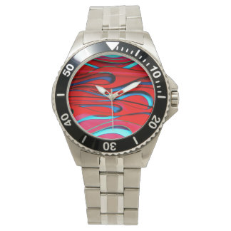 Hot Rod Flames Watches