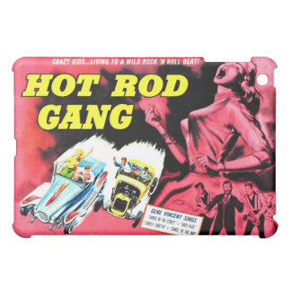 Hot Rod Gang (1958) iPad Case