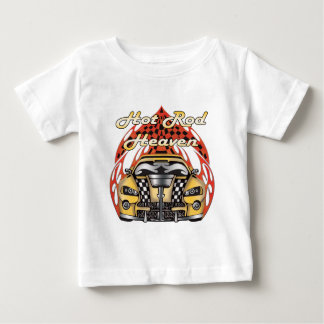 Hot Rod Heaven Baby T-Shirt