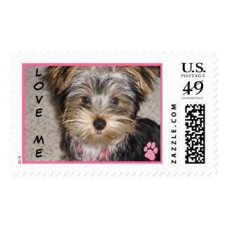 Hot Rod LOVE ME STAMP - CUSTOMIZED For his FAMILY