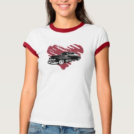 Hot Rod Love T-shirts