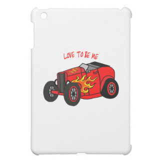 HOT ROD -- LOVE TO BE ME.png iPad Mini Case