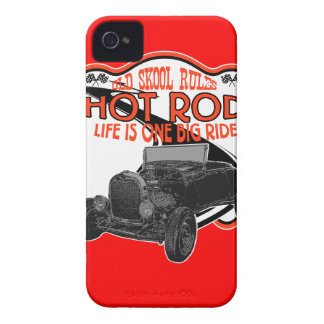 Hot Rod madness iPhone 4 Case