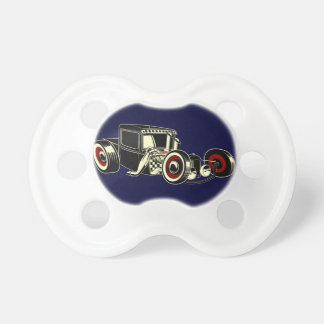 HOT ROD. PACIFIERS