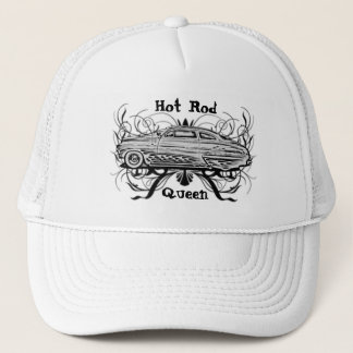 Hot Rod Queen Trucker Hat