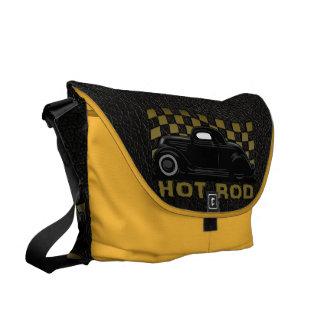 Hot Rod Racer Courier Bag