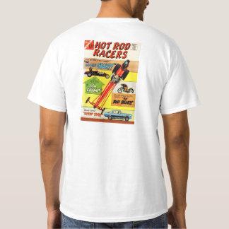 Hot Rod Racers Comic T-Shirt