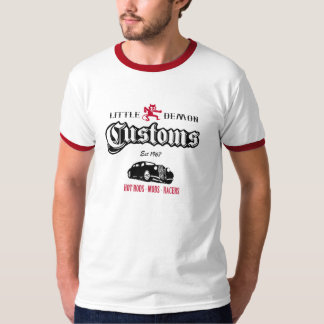 Hot Rod Retro tshirt