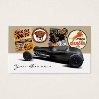 Hot Rod Reunion Business Card