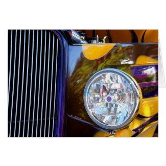 Hot Rod Show Car Light