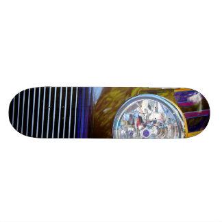 Hot Rod Show Car Light Skateboard