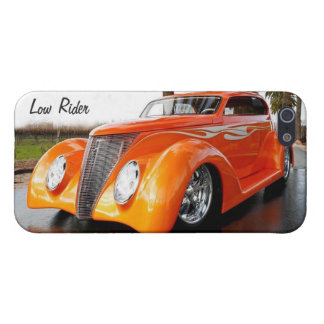 """Hot Rod"" ""Street Rod"" Low Rider iPhone 5/5s Case"