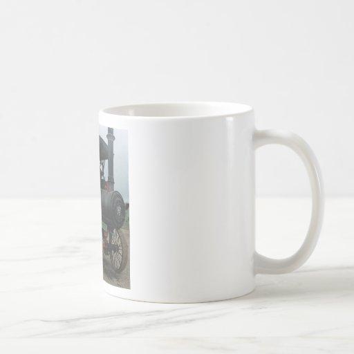 Hot Rod Tractor Coffee Mug