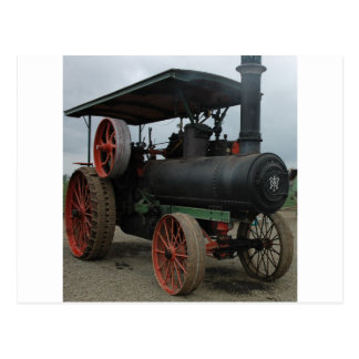 Hot Rod Tractor Postcards