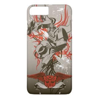 Hot Rod - Tribal Burst iPhone 8 Plus/7 Plus Case