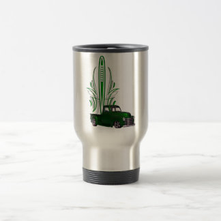 Hot Rod Truck Travel Mug