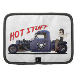 Hot Rod Truck with a Girl Organizers