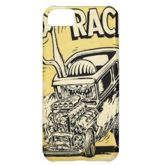hot rod wanna race monster cartoon oldschool iPhone 5C cover