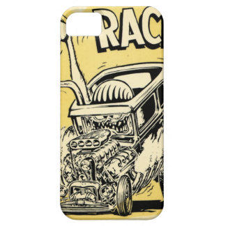 hot rod wanna race monster cartoon oldschool iPhone 5 cover