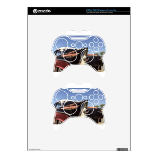 Hot rod xbox 360 controller skins
