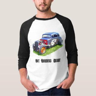 Hot Rodder's Delight T Shirt