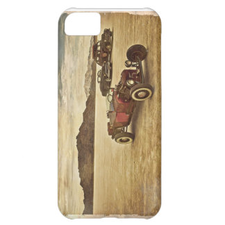 Hot Rods at Bonneville Cover For iPhone 5C