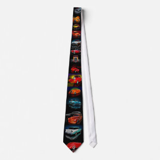 HOT RODS NECK TIE