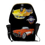 Hot Rods / Route 66 Bag - SRF Messenger Bags