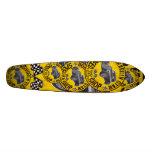 Hot Rods Speed shop Skateboard Deck