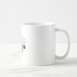 Hot Rollers Classic White Coffee Mug