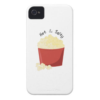 Hot & Salty iPhone 4 Case
