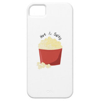 Hot & Salty iPhone 5 Cover